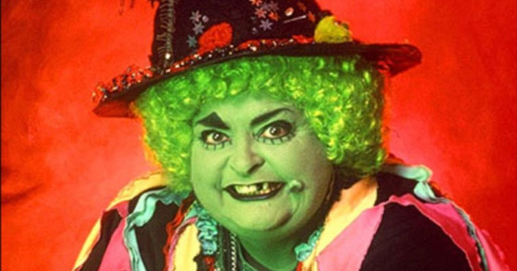 Remember Grotbags? THIS Is What She Looks Like NOW.