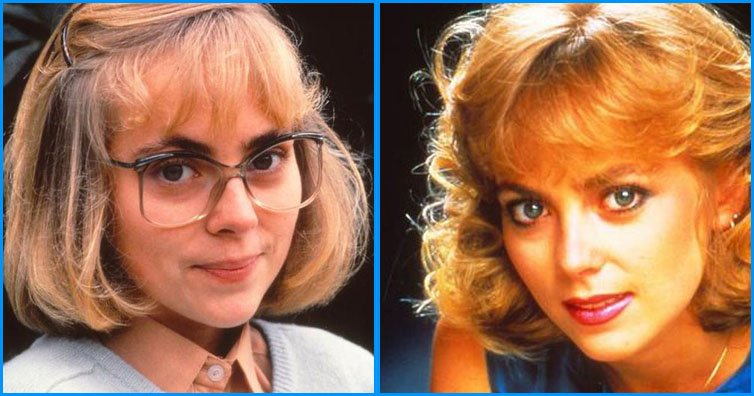 Do You Remember 'Plain Jane Superbrain' Harris from Neighbours? You Have To See Her Now!