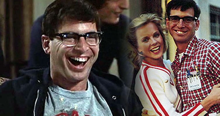 Remember Lewis Skolnick From 'Revenge Of The Nerds'? Check Him Out Now!