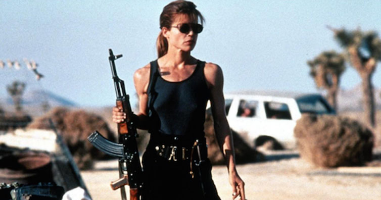 Do You Remember Sarah Connor From 'Terminator'? Check Her Out Now!
