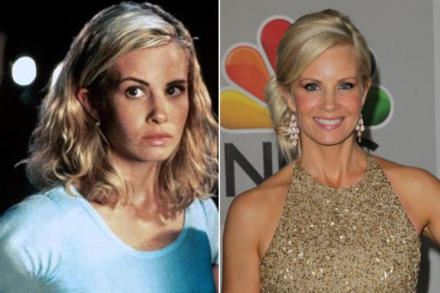 Monica Potter now and then