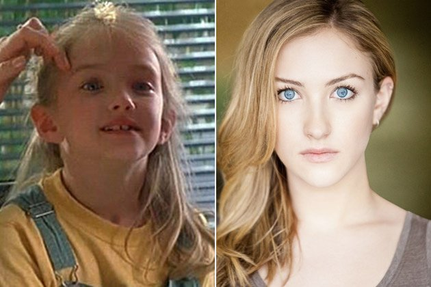 Landry Allbright now and then