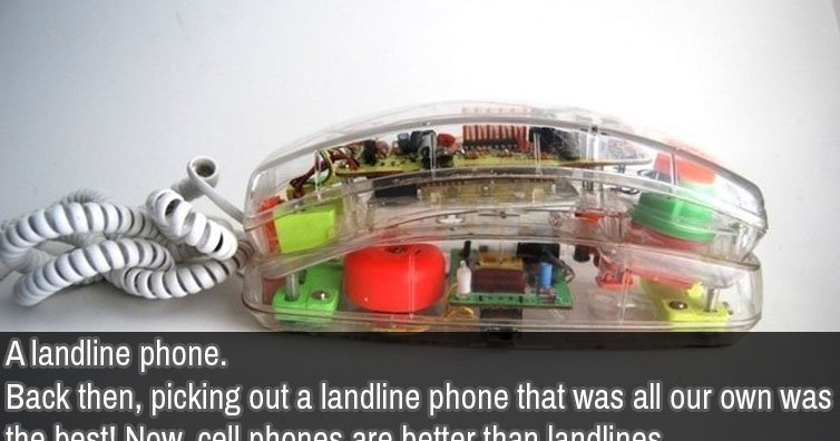 10 Things That Kids Today Will Never Have To Deal With