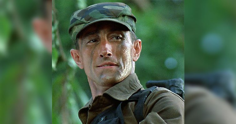 Remember Poncho From 'Predator'? Here He Is Now!