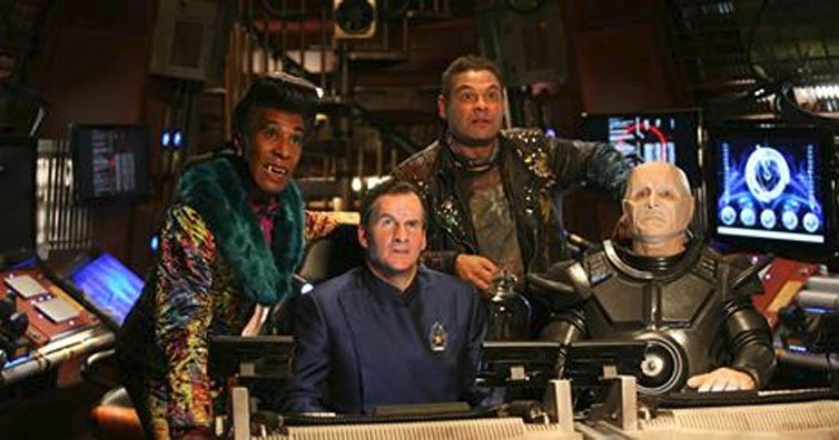 TEST YOURSELF: How Well Do You Remember Red Dwarf?