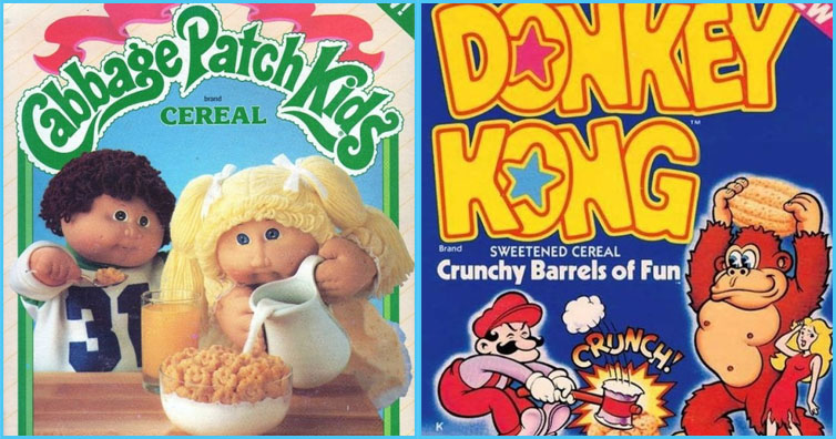 20 Cereals From Our Youth That Should Have Been Around Longer