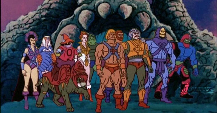 12 Action Cartoons We All Watched In The 80s