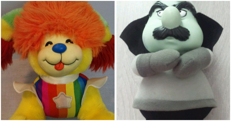 10 Rainbow Brite Toys We All Had Or Wanted