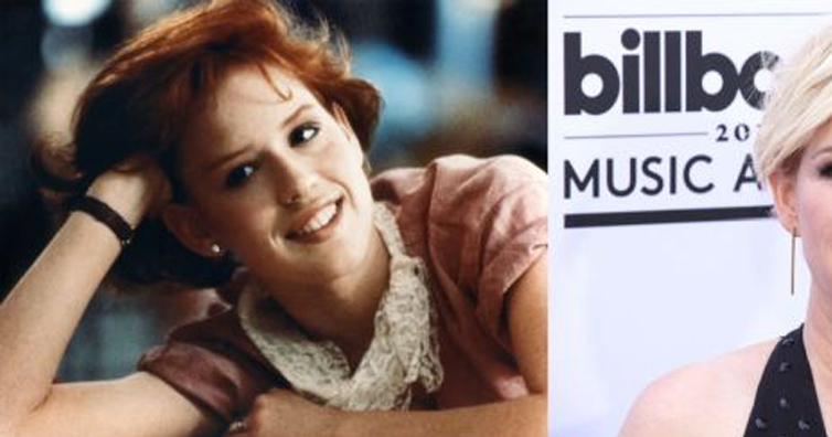 """Remember Molly Ringwald From """"Brat Pack""""? You Have To See Her Now!"""