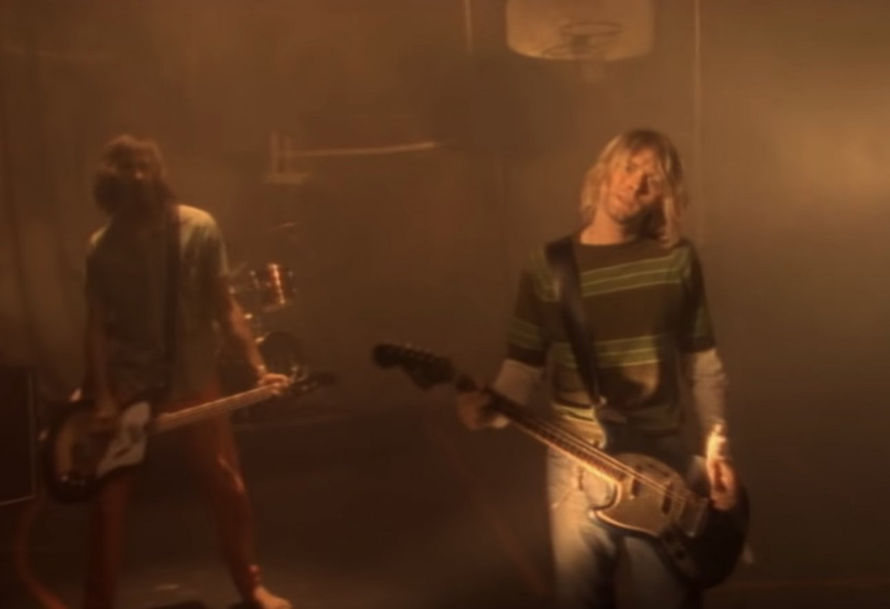 nirvana smells like teen spirit video 1290 882 Here's What The Baby From Nirvana's Nevermind Cover Looks Like Now