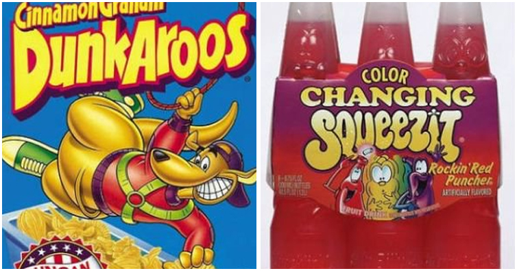 39 Snack You Loved From The 90s That Everyone Will Remember