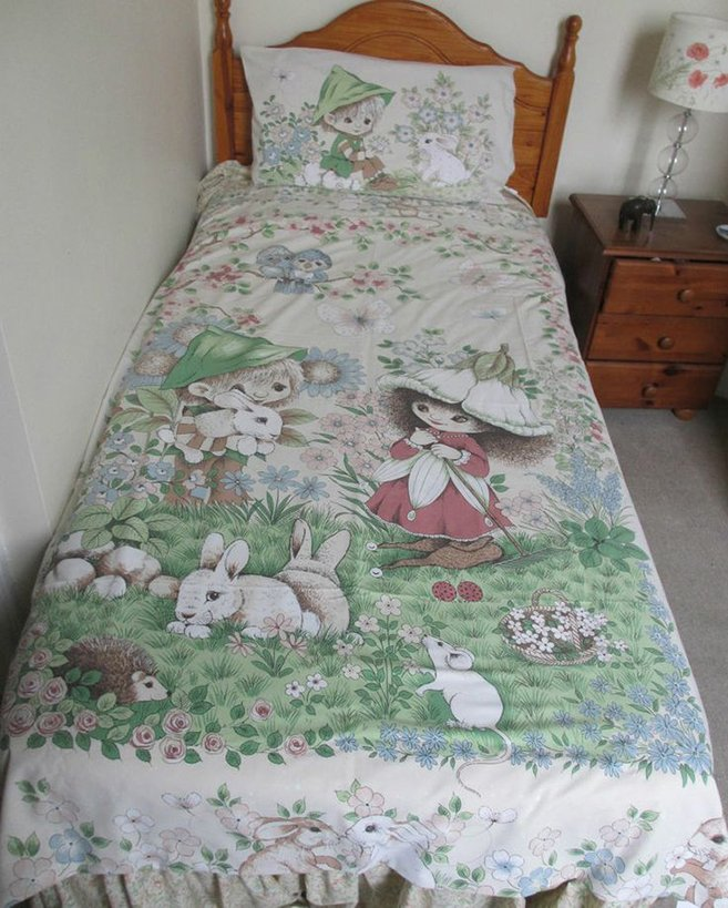 10 Bedding Sets Will All Had In The 80s Eighties Kids
