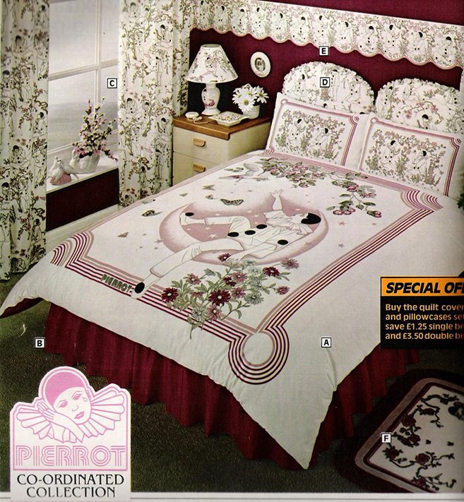 10 Bedding Sets Will All Had In The 80s