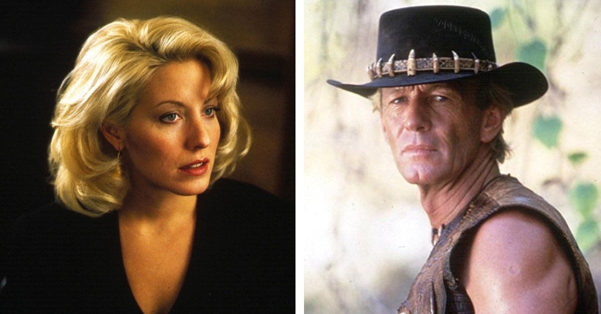 Here's What The Cast Of Crocodile Dundee Are Up To Nowadays