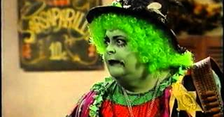 Remember This Green Witch From Emu's World? THIS Is What She Looks Like NOW.