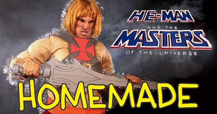 This Homemade Trailer Of 'He-Man and The Masters of the Universe' Is Amazing!