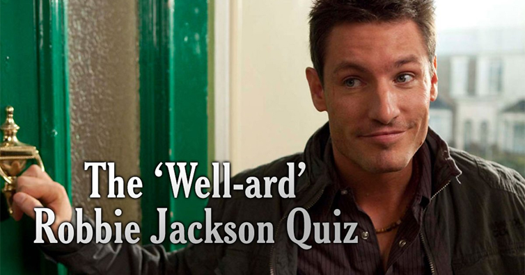 TEST YOURSELF: How Well Do You Know 'Well-ard' Robbie Jackson?