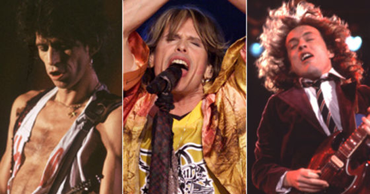 TEST YOURSELF: How Well Do You Know The Biggest 80s Rock Stars?