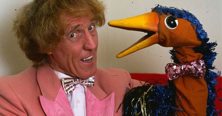 7 Moments With Rod Hull And Emu That We Will Never Forget!