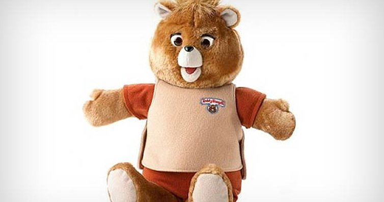 Our Favorite 80s Toy, Teddy Ruxpin, Is Coming Back!