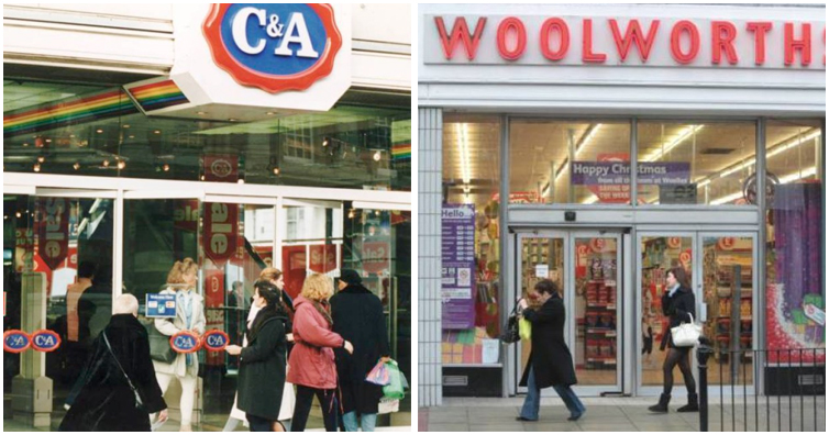 17 Shops From The 80s We Wish Would Come Back From The Dead