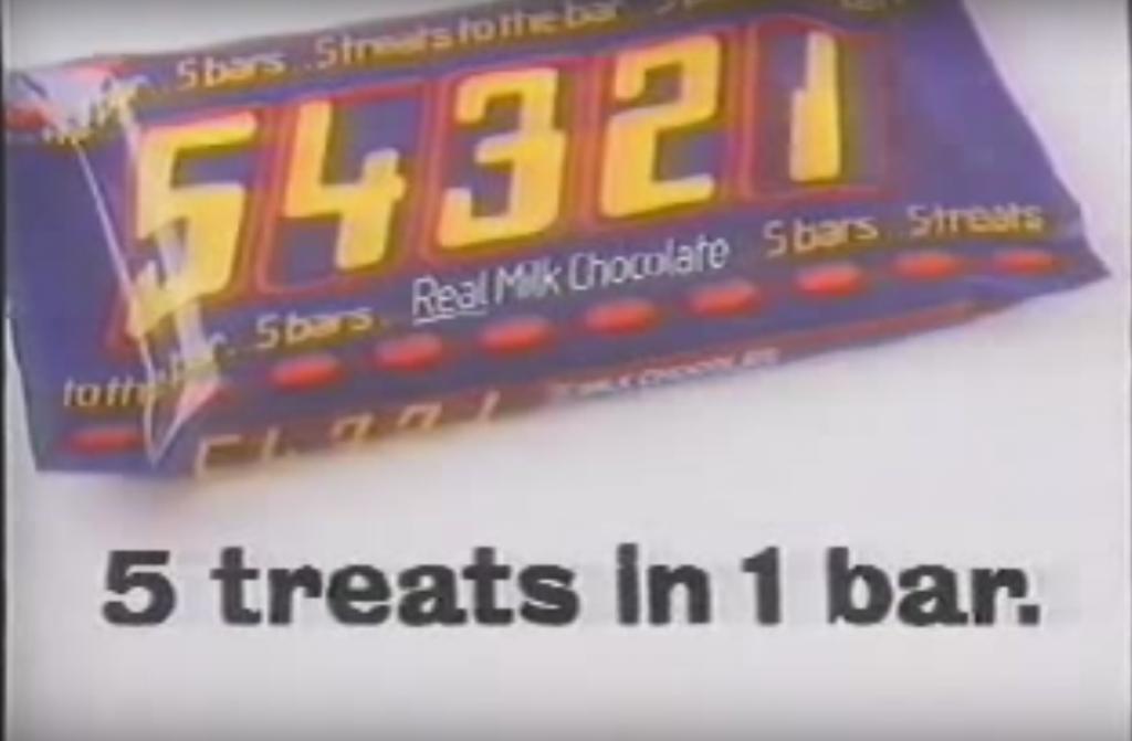 Chocolate bars 2