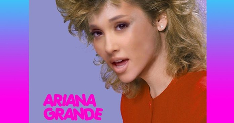 They Reimagined This Ariana Grande Song Into An 80s Track And It's Amazing!