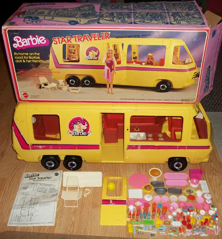 barbie star traveler 10 Barbie Accessories That Every Girl Wanted