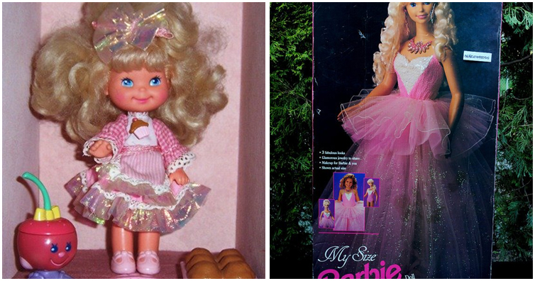 10 Dolls That Every 80s and 90s Girls Wanted For Christmas!