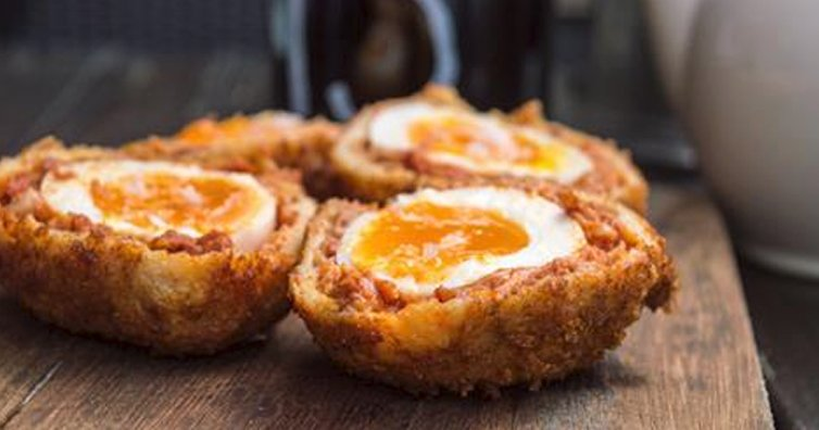 TEST YOURSELF: Can You Guess These Popular British Foods?