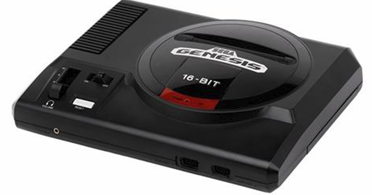 Get Ready 80s And 90s Kids! The Sega Genesis Is Back In Production!