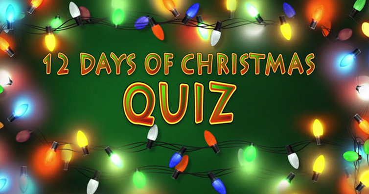 Twelve Days Of Christmas Visual Challenge: Can You Choose The Right Number Of Each Gift?