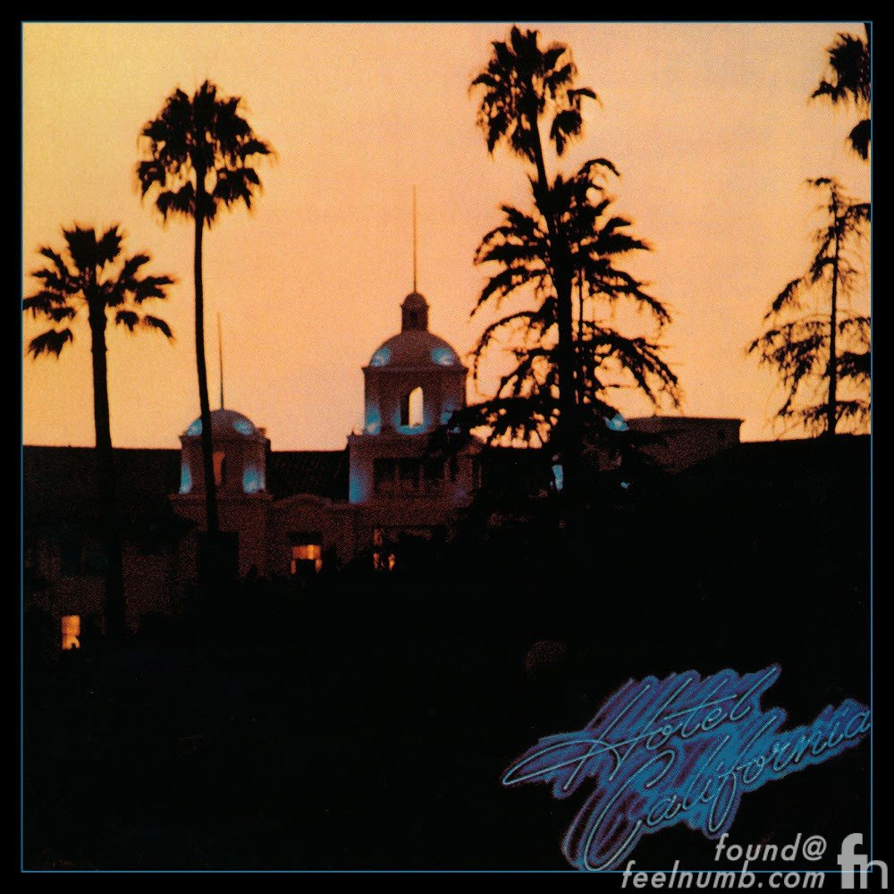 10 Things That You Didn't Know About The Eagles' 'Hotel California' Album