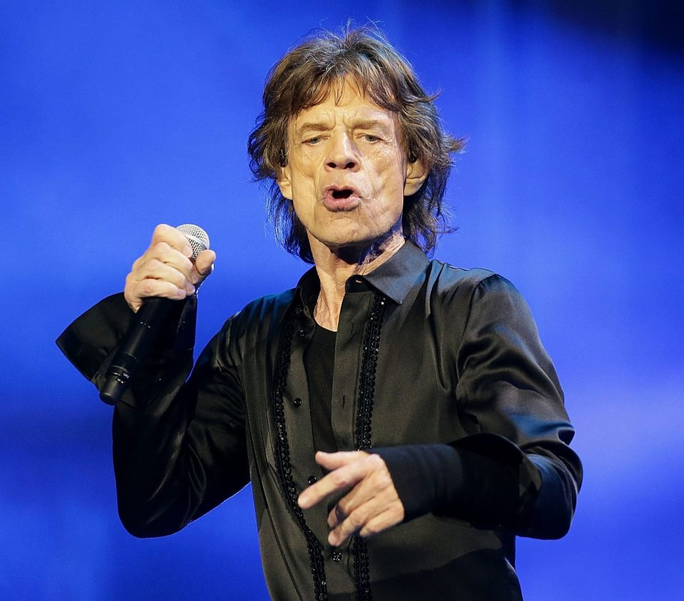 Pictures of melanie hamrick mick jagger s new girlfriend 43 years - Image Source