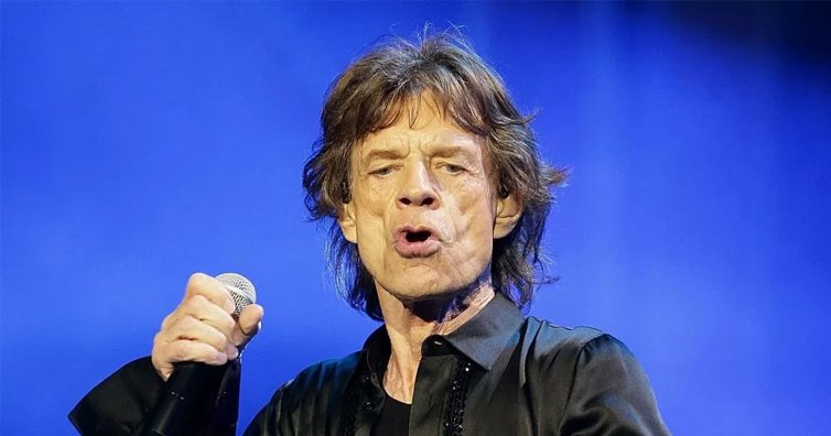Rolling Stones' Mick Jagger, 73, Becomes A Father Again As He Welcomes Baby With Melanie Hamrick