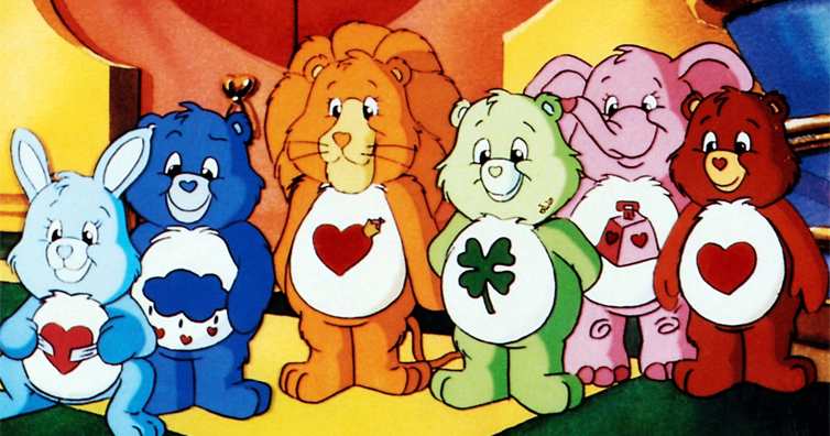 10 Plush Care Bears We All Wanted In The 80s!