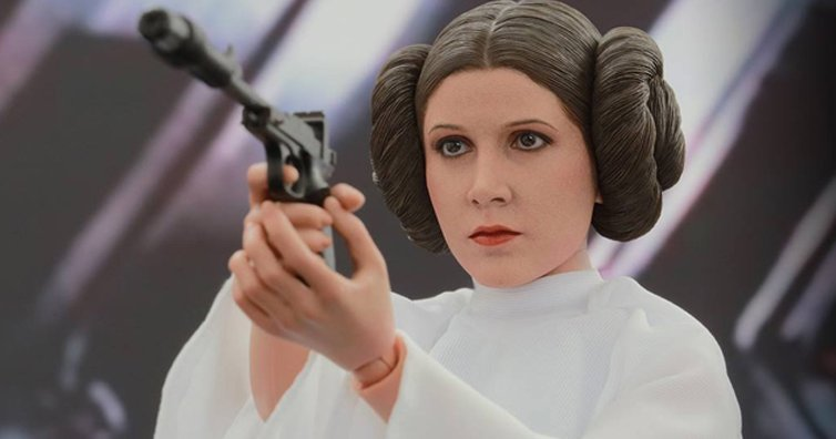 BREAKING: Carrie Fisher, Princess Leia in 'Star Wars' Dead At 60