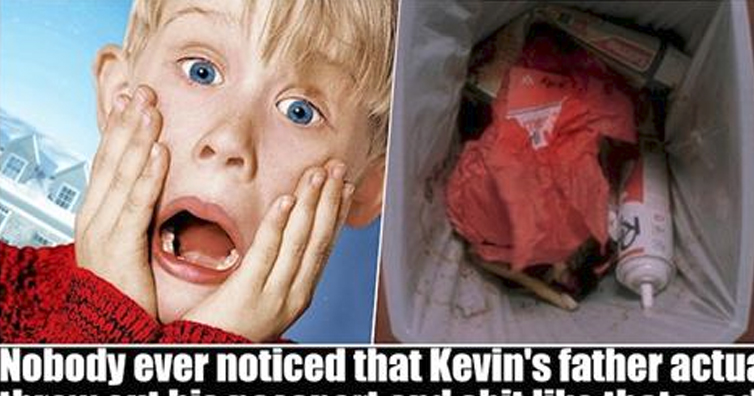 There's One Thing That We All Missed In The Classic Film 'Home Alone'