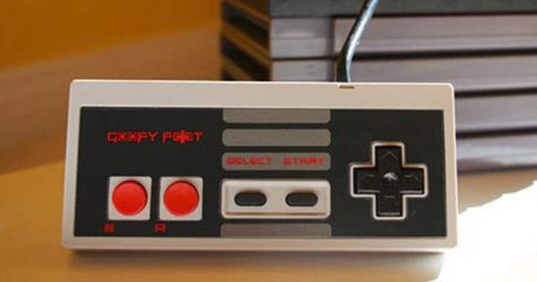 Finally! After 30 Years NES Is Making Left Handed Controllers!