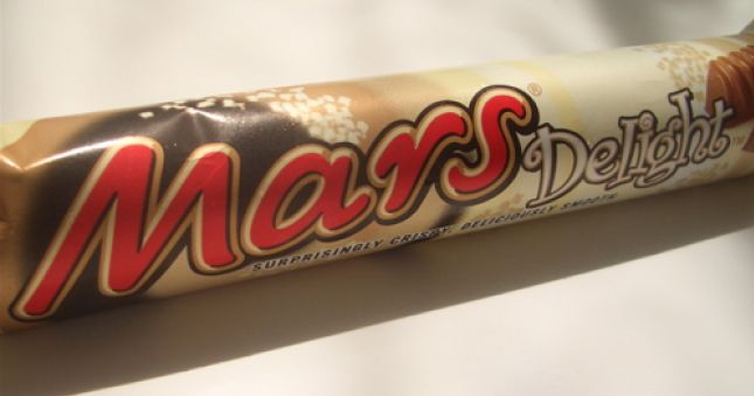 There's A Petition To Bring Back Those Delicious Mars Delight Bars