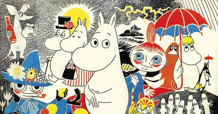 The First Major Moomin Exhibition In UK To Open In London!