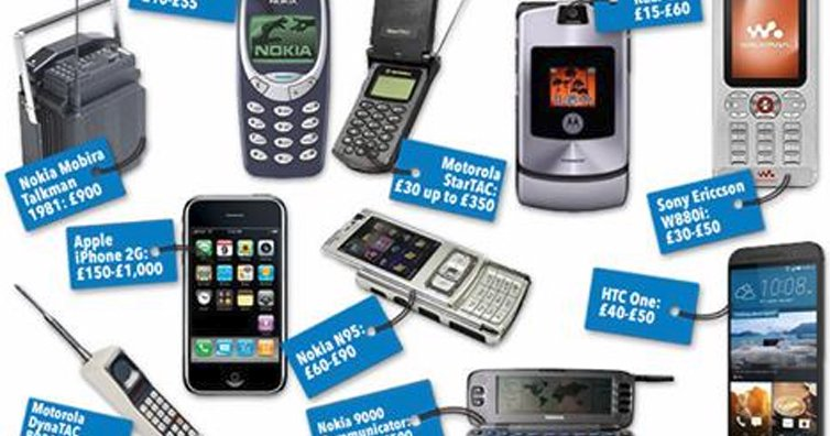 Retro mobiles sell for £1k on eBay – are your old handsets worth a small fortune?