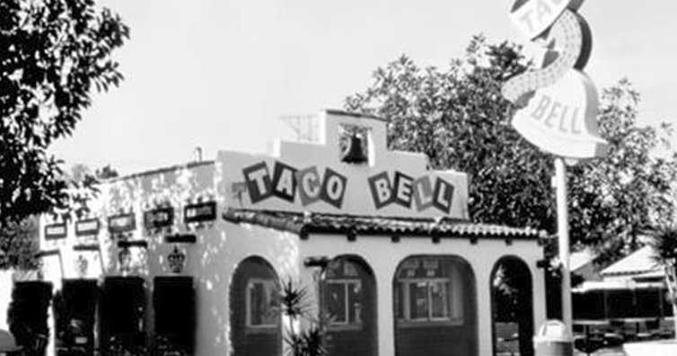 Somebody Uncovered the Original Taco Bell Menu, and It's Nothing Like What We Know Today