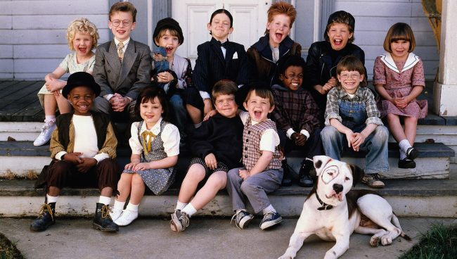 1 22 11 Fascinating Behind-The-Scenes Facts About 'Little Rascals'