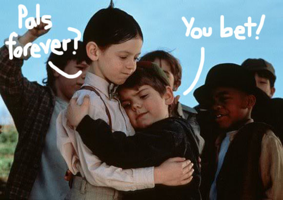 11 9 11 Fascinating Behind-The-Scenes Facts About 'Little Rascals'