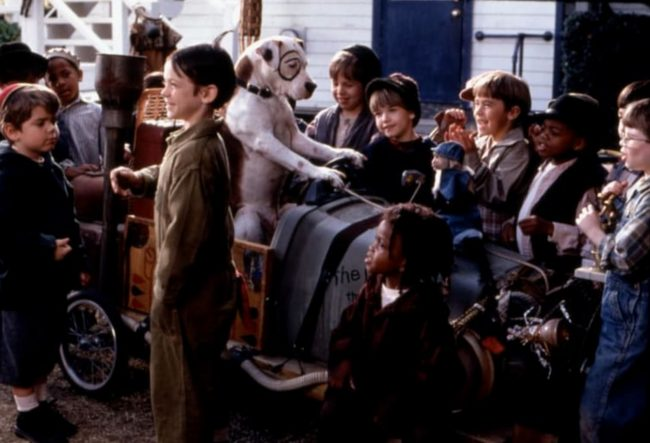 12 7 11 Fascinating Behind-The-Scenes Facts About 'Little Rascals'