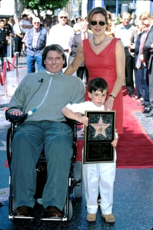 4 20 Christopher Reeve's Son Looks Just Like Him And People Are Freaking Out!