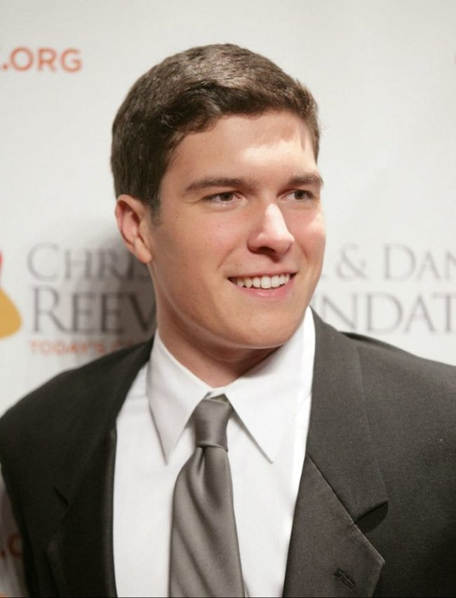 6 15 Christopher Reeve's Son Looks Just Like Him And People Are Freaking Out!