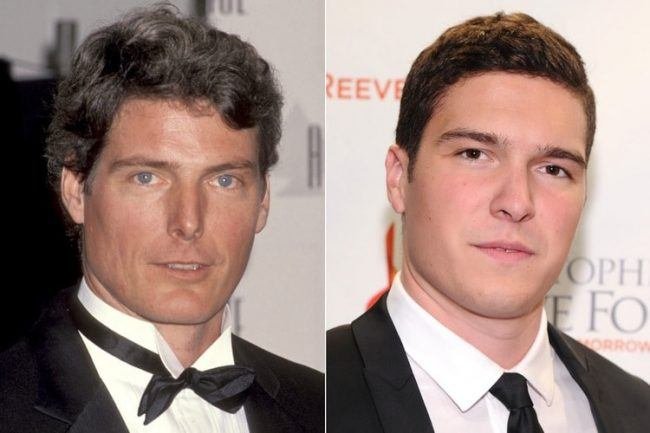 7 15 Christopher Reeve's Son Looks Just Like Him And People Are Freaking Out!