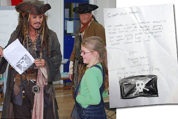 9 20 15 Really Weird Facts About Johnny Depp